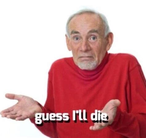 I Guess Meme - guess i ll die the meme minecraft skin