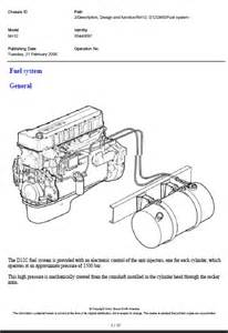 Fuel System Volvo Truck Volvo Nh Fuel System Auto Repair Manual Forum Heavy