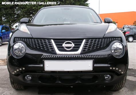 Lu Led Mobil Datsun nissan juke drl lights idea jpg photo mobile radio fitter photos at pbase