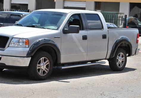 2008 ford f150 fender flares ford f150 prestige complete rx rivet style standard fender