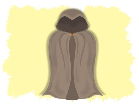 how to make a cloak 8 steps with pictures wikihow