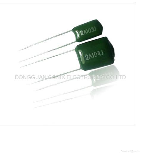 green mylar capacitor pei pet mylar capacitor green capacitor 2e822j 250v0 0082uf knscha china capacitor