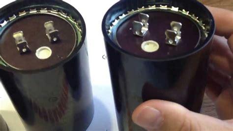 how to hook up compressor capacitor capacitors start motor cd60 250v motor starting capacitors air compressor start capacitors