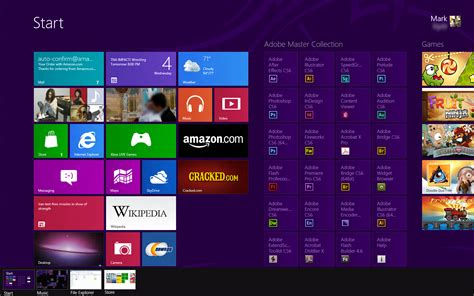 why is my task bar on the top windows 8 metro concept taskbar app switcher by