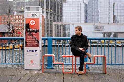 design museum boston street seats competition winners on behance twofold bench by after architecture design milk