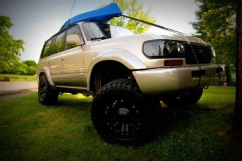 lifted lexus lx sell used 1997 lexus lx450 lifted and loaded in