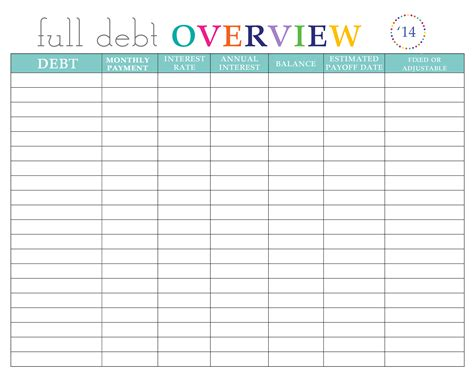 budget template to pay debt budget template to pay debt budget template free
