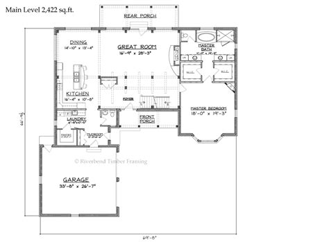 Tuscany Floor Plans | tuscany timber frame home floor plans