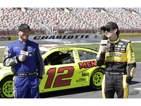 country music video with nascar driver cole swindell roars around charlotte motor speedway with