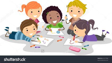 children clipart children drawing clipart clipground