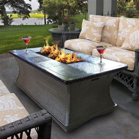 propane pit table set coffee table pit coffee table arizona biofire