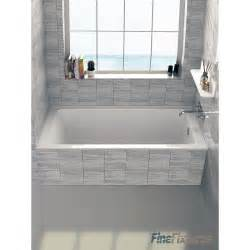 Deep Bathtubs 60 X 30 Fine Fixtures Drop In Or Alcove 32 Quot X 60 Quot Soaking Bathtub