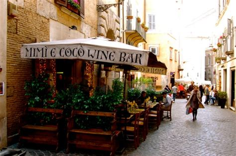 top 10 bars in rome top 5 wine bars in rome