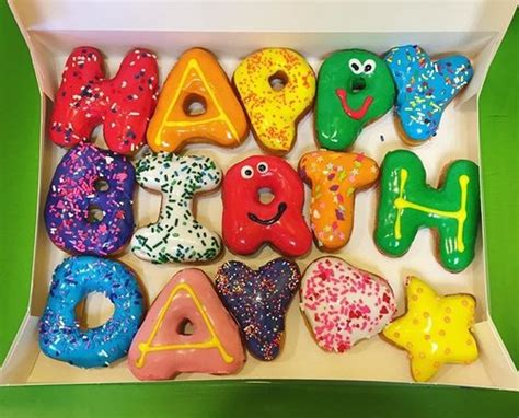 Happy Birthday Doughnuts by Scaifea S Thread 17 75 Books Challenge For 2017