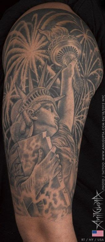 gupta tattoo nyc 10 images about patriotic tattoos on pinterest nyc