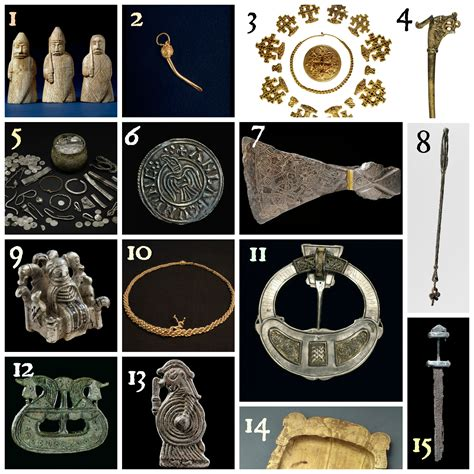 design artefacts the 15 best viking artefacts digventures