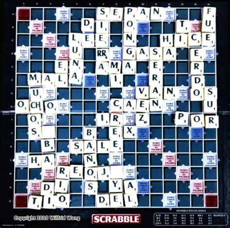 scrabble en espaã ol jugamos scrabble en espa 241 ol los chicos de las lilas