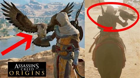 assassins creed origins 0744018609 assassin s creed origins 10 awesome little details youtube