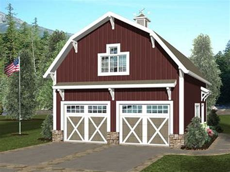 Barn Garage Apartment Plans by Carriage House Plans Barn Style Carriage House Plan With
