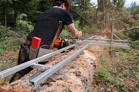 sawmill accessories granberg   ez rail extension