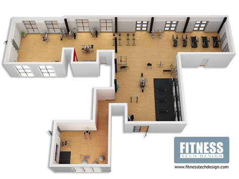 anytime fitness floor plan 3d gym design 3d fitness layout portfolio fitness tech design