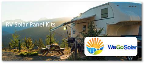 rv solar panel kits 12vdc great pricing on rv solar kits