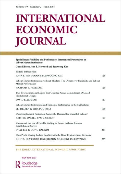 phd thesis in economics international economics phd thesis