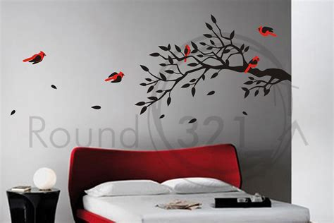 Beautiful Wall Stickers For Room Interior Design by Beautiful Wall Stickers For Room Interior Design 8 Idea