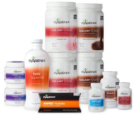 Isagenix Detox Cleanse by Isagenix 30 Day System Abundant Energy