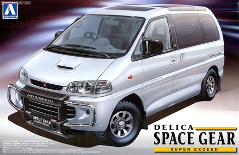 delica models delica space gear model car package1