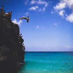 Cliff Jumping 5 Attractions That Give An Adrenaline Gc Flight
