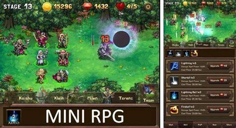 download game rpg mega mod apk mini rpg mod apk android free download