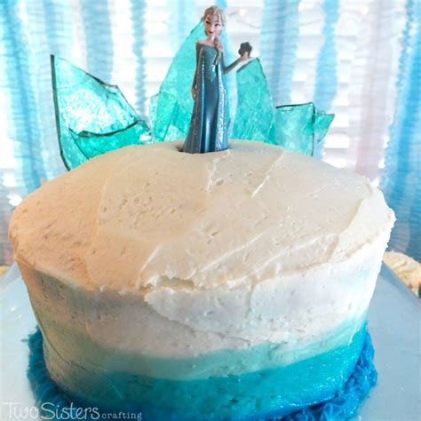 ideas   amazing frozen party  sisters