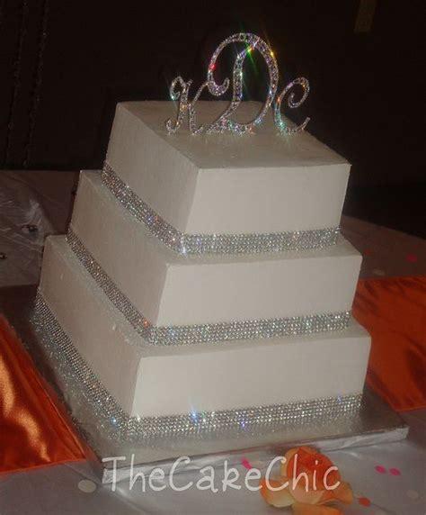best 25 rhinestone wedding cakes ideas on rhinestone wedding wedding cake images