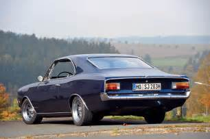 Opel Rekord C Coupe Opel Rekord Coupe Image 36