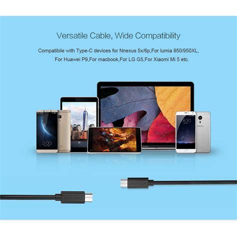 0212 Choetech Kabel Charger Usb Type C To Type C Hi Speed 3a 1m choetech kabel charger usb type c to type c hi speed 3a 1m black jakartanotebook