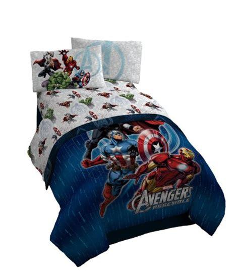 Avenger Bedding Set Bedroom Decor