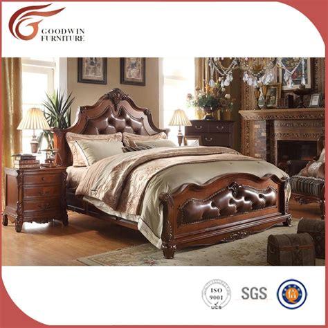 luxurious bedroom furniture antique wood carving luxurious king bedroom furniture sets