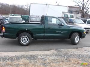 2000 Dodge Dakota Cab Forest Green Pearl 2000 Dodge Dakota Sport Regular Cab