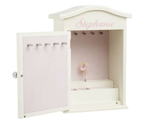 pottery barn jewelry armoire abigail jewelry armoire pottery barn kids