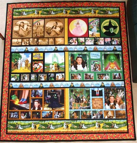Wizard Of Oz Quilt Pattern by Wizard Of Oz Quilt Wizard Of Oz Quilt Wizard Of Oz