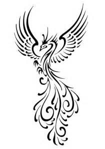 phoenix tattoo meaning ideas fire bird