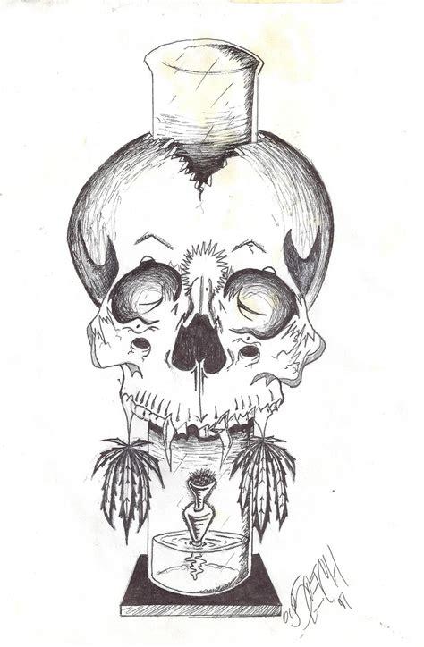 Bong Drawing