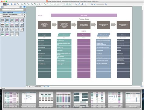 free process map software process map software free 28 images process map
