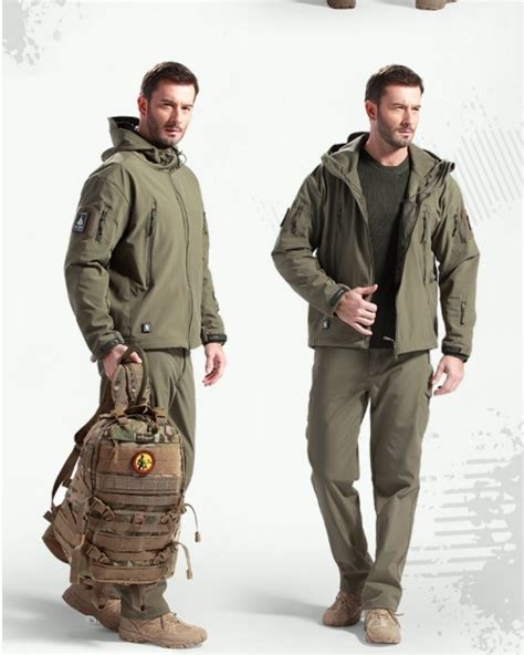 Arc Jaket Tad Green Scoot pantal 243 n t 233 cnico de caza mod pn01 003 top caza