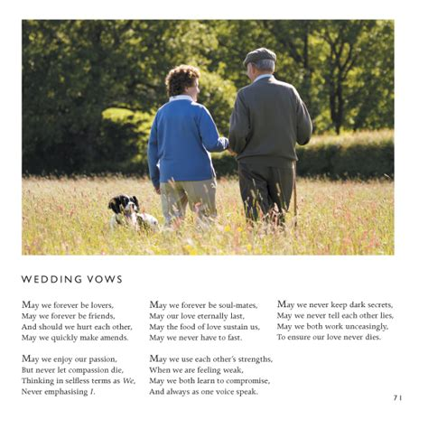 Wedding Vows Poems by Wedding Vows Poem By Clive Poem