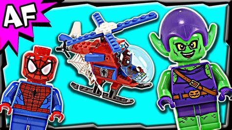 Mainan Anak Lego Junior 10687 hideout 10687 lego juniors stop motion build review