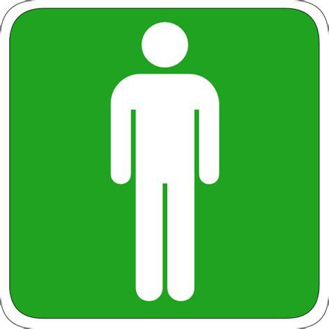 Toilet Sign toilet sign clip at clker vector clip