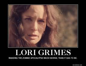 The walking dead meme invades gores truly horror news reviews and