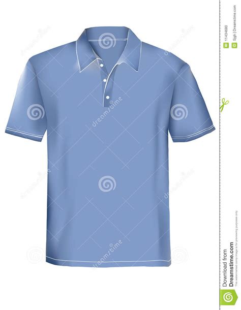 design a polo shirt template blue polo shirt design template stock photo image of